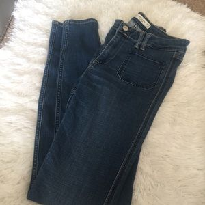 Abercrombie & Fitch Jeans - Abercrombie and Fitch Highwaisted Skinny Jeans